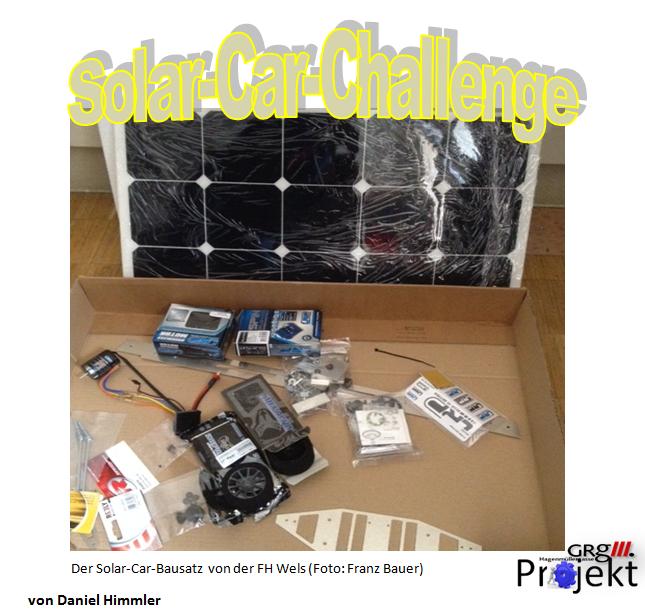 Solar-Car-Challenge