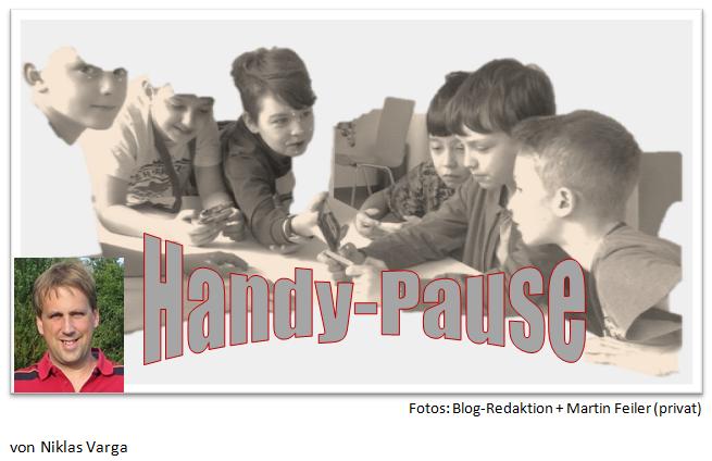 Handy-Projekt am Grg3