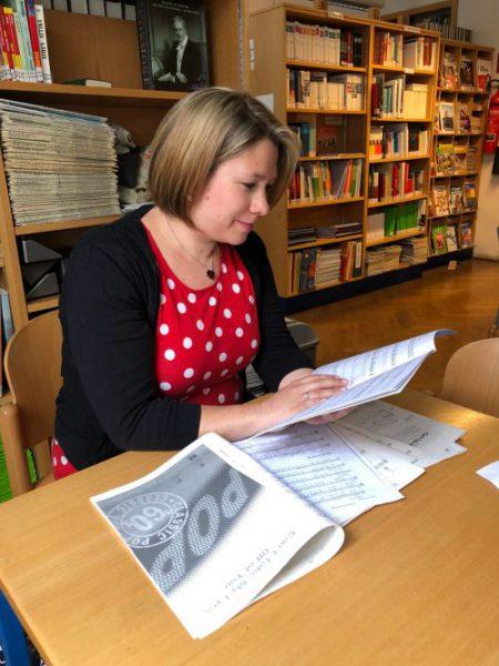 Interview mit Frau Prof. Lienhart